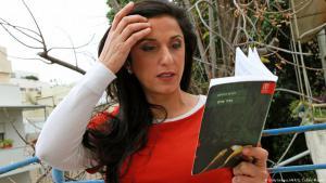 Israeli author Dorit Rabinyan (photo: Getty Images/AFP)