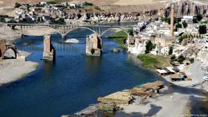 View of Hasankeyf (photo: AFP/Getty Images)