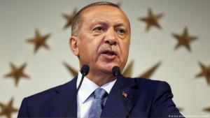 Turkish President Recep Tayyip Erdogan (photo: picture-alliance/AP)