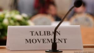 The Taliban at the Moscow talks on 09.11.2019 (photo: picture-alliance/Sputnik/Astapkovich/dpa)