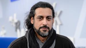 German-Iraqi author Abbas Khider (photo: Jens Schlueter/Getty Images)