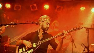 Musician Adir Jan (photo: Denis Bauer)