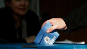 Symbolic image: Knesset election (photo: AFP/Getty Images)