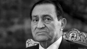 Egyptʹs former ruler Hosni Mubarak (photo: Reuters)