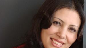 Egyptian author Mansoura Ez-Eldin (source: Facebook)