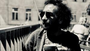Kurdish director Selim Yildiz (photo: Umay Isik)