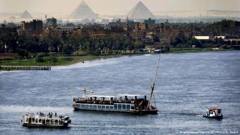 The Nile in Egypt (photo: picture-alliance/AP Photo/A.Nabil)