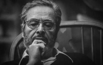 Tunisian-French publicist and writer Albert Memmi